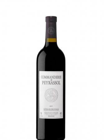 AOC Côtes de Provence Commanderie de Peyrassol Rouge