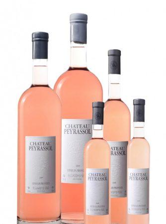 Château Peyrassol Rosé, notre gamme de produits