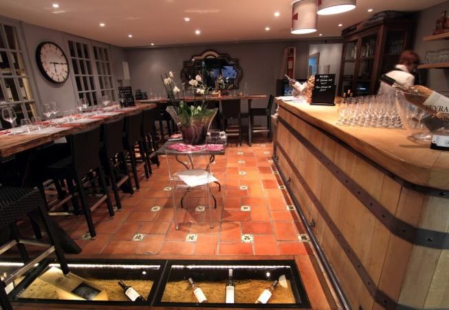 restaurant un jour à Peyrassol à Biarritz