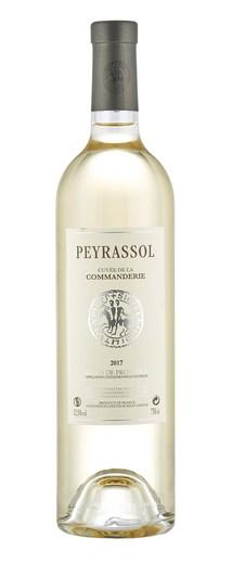 Peyrassol Cuvée de la Commanderie Blanc 2017