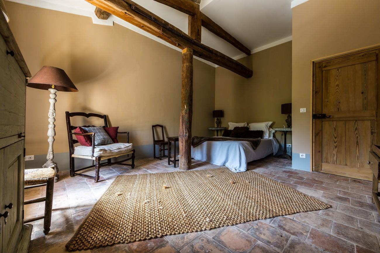 D couvrez les authentiques chambres d 39 h tes de la commanderie de peyrassol - La commanderie de peyrassol ...