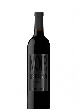 cuvée spéciale Noir de Bernar, vin rouge de Provence