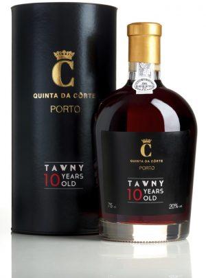 Porto Tawny 10 ans – Quinta da Côrte