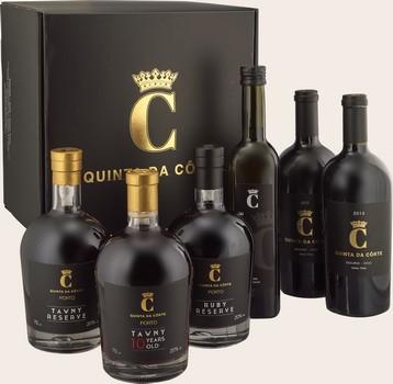 Coffret Découverte Quinta da Côrte <br />6 bouteilles