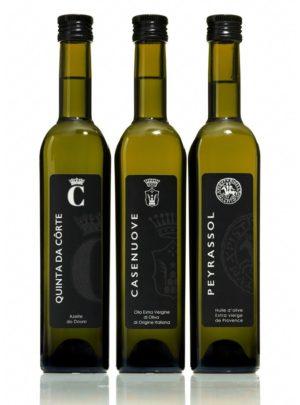Coffret 3 huiles d'olive Vignobles Austruy