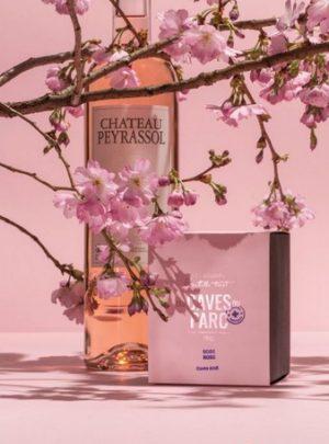 Coffret Rosé & Bougie<br />Spécial Fête des Mères